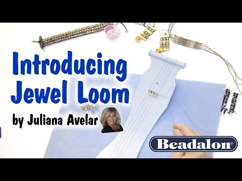 Beadalon Jewel Loom® By Julianna Hudgins