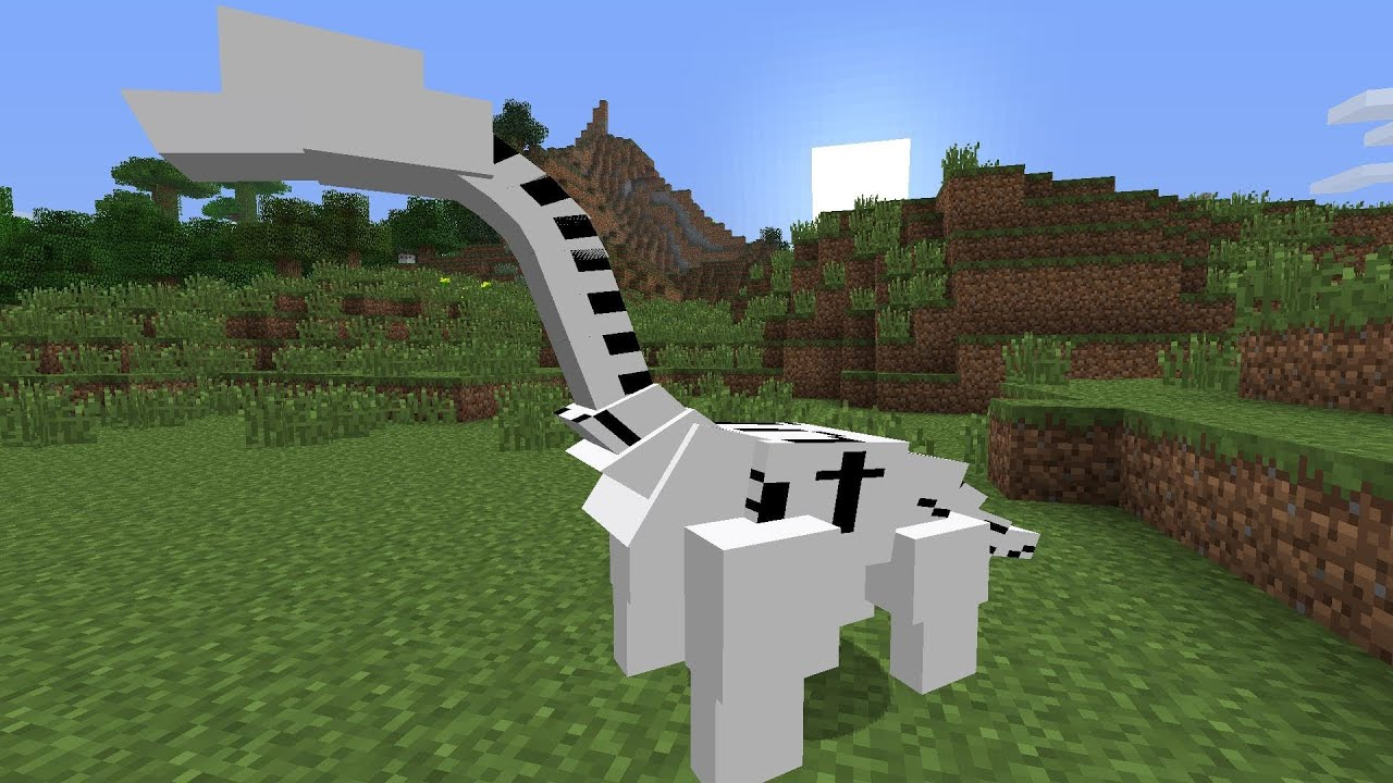 Minecraft Dinosaurs Part 59