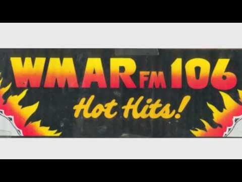 WMAR-FM Hot Hits 106 Baltimore 1983 - WCAU-FM 98 Philadelphia