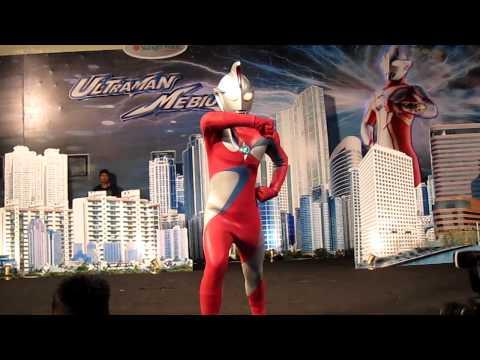 Ultraman Cosmos Malaysia