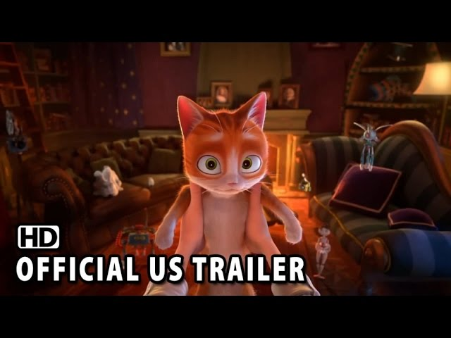 THUNDER AND THE HOUSE OF MAGIC Official US Release Trailer 1 (2014) HD