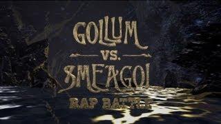 Gollum vs. Smeagol Rap Battle | Extremely Decent