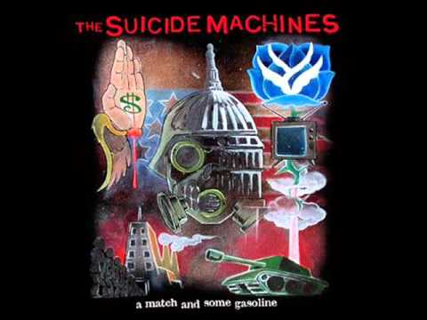 Suicide Machines - Burning In The Aftermath