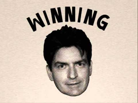 Charlie Sheen Winning Mp3 Charlie Sheen Winning a
