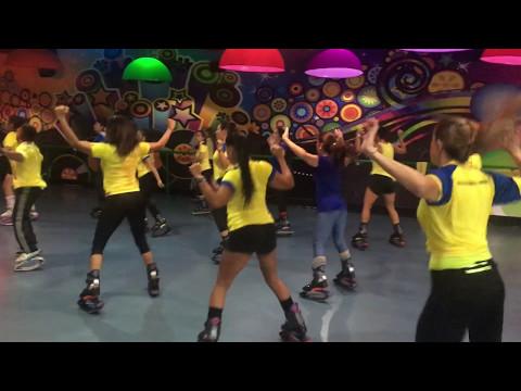 Kangoo Dance DESPACITO by ROSIBELL CALERO ( Guayaquil - Ecuador )