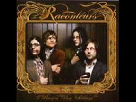 The Raconteurs - Salute Your Solutions