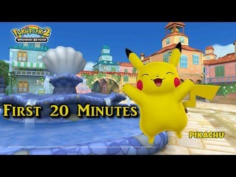 Veja os primeiros 20 minutos de PokéPark 2: Wonders Beyond