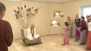 2012.11.09. Vyasa Puja HG Sriman Sankarshan Das Adhikari Kaunas Lithuania