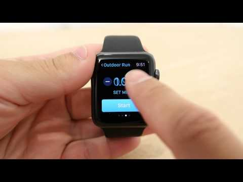 Apple Watch App Overview: Activity and Workout
