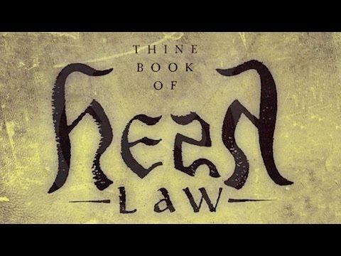Creature Skateboards: Hesh Law