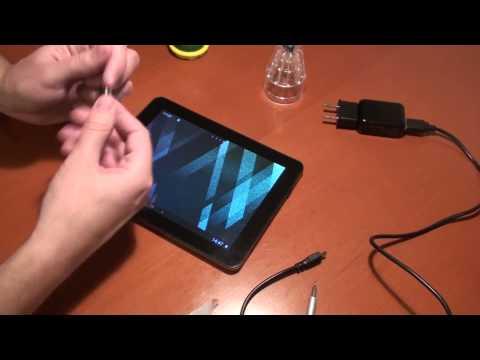 Видео как пользоваться планшетом