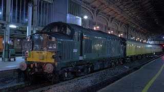 37057 tnt 37421 at Preston 21-04-17 - Test video - first edit with PD v 15 - 23 06 17