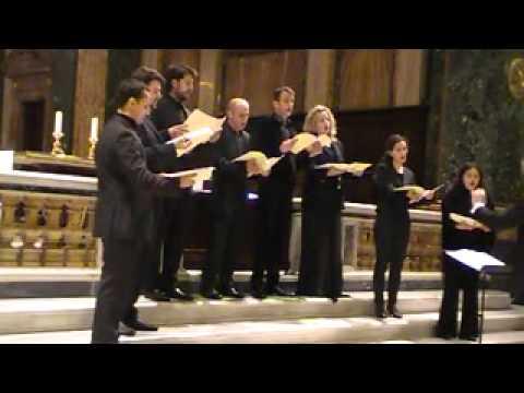 Lumen ad revelationem, Nunc dimittis – Michele Manganelli – Cappella Musicale Fiesole