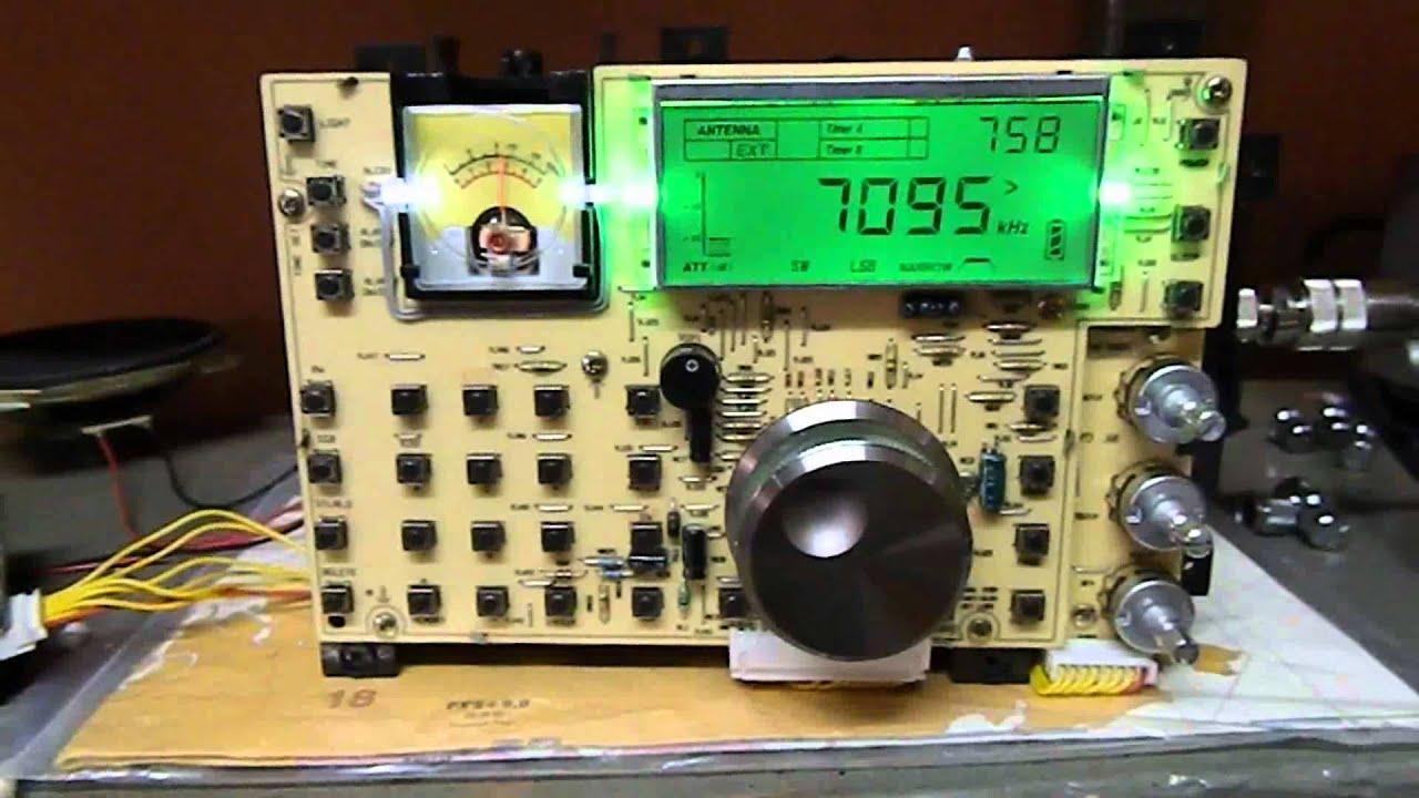 Py2smd Tecsun S2000  Teste Dos Filtros Wide E Narrow Em
