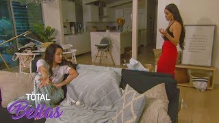 Nikki Bella wakes Brie up following her date: Total Bellas Preview Clip, March 3, 2019