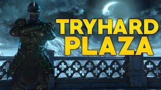 Dark Souls 3: Tryhard Plaza