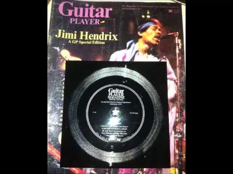 Jimi Hendrix - Beginnings