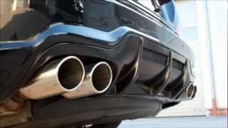 "Klangprobe/Exhaust SL r230 AMG 63 | PD-Series | Black-Series Umbau | 20"" DPE SP SC 05 V.2 by M&D"