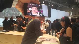 Sony Xperia X Performance - first hands-on #MWC2016
