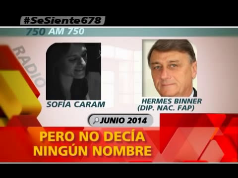 EL ENOJO DE CLARIN CON LA OPO RINDIO SUS FRUTOS - 09-10-14