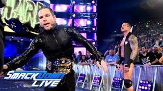 Download Lagu Jeff Hardy joins SmackDown LIVE: April 17, 2018 Gratis STAFABAND