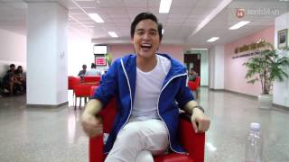 31-12-14 Exclusive interview James Ji from Thailand - New Year Wishes [1]