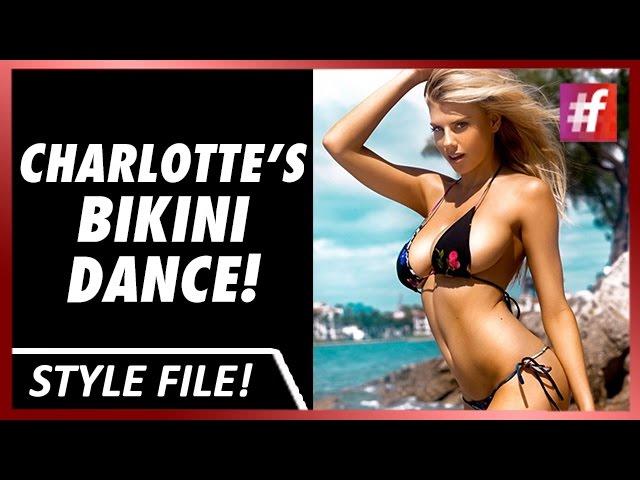 Charlotte McKinney's Got Her Dancing 'Bikini' On!
