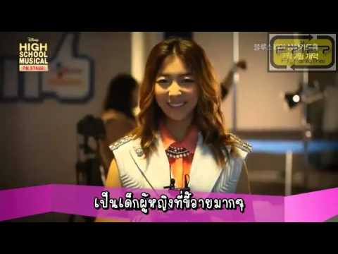 [Thai Sub] &quot;High School Musical&quot; - FT Lee Jaejin,SJ Ryeowook,F(x) Luna and others