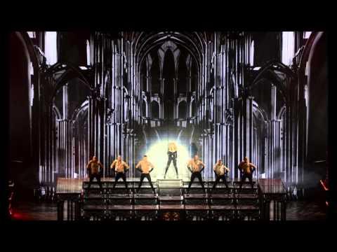 Madonna Girl Gone Wild (mdna Tour Studio Version) video