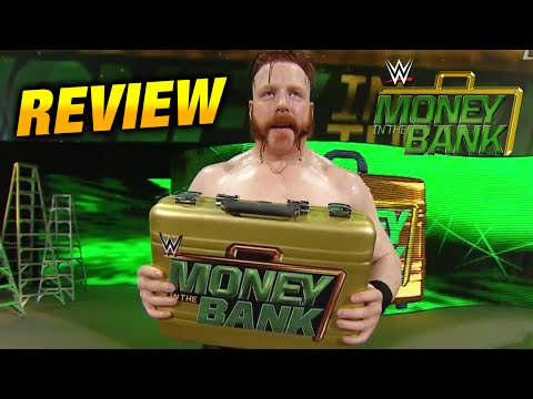 WWE MONEY IN THE BANK 2015 REVIEW!