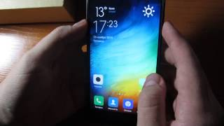 Xiaomi Redmi Note 2  обзор review смартфона
