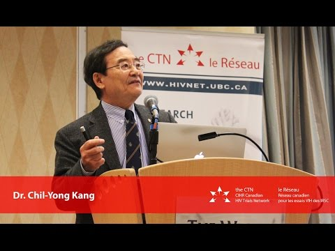 The promise of an HIV vaccine: Dr. Chil-Yong Kang