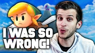 I Was SO Wrong About Link's Awakening...