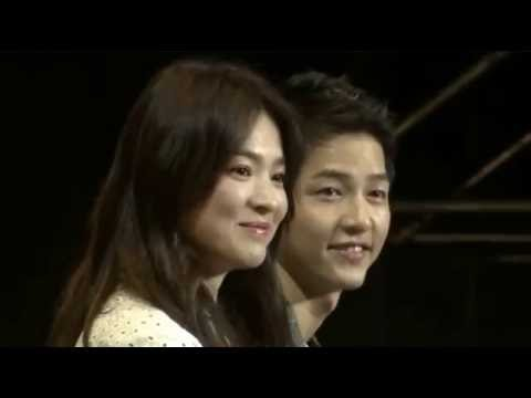 160617 송중기 송혜교 송송커플 Song Hye Kyo Song Joong Ki Chengdu Fan Meeting Part 1 Song Song Couple 宋仲基 宋慧乔