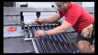Ecobuild UK 2012 - Install Solar Thermal Collectors (Kingspan Solar) - Practical Installer