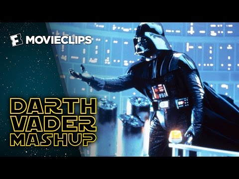 The Evolution Of Darth Vader: A Journey To The Dark Side (2016) - Star Wars Mashup HD