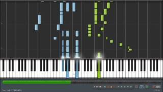 Sword Art Online 2 (ソードアート・オンライン II) Op 1 - Ignite [Full] [Piano Synthesia +Sheet]
