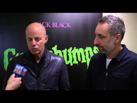 Neal Moritz And Rob Letterman Answer If 'Goosebumps' Feels Like The Books