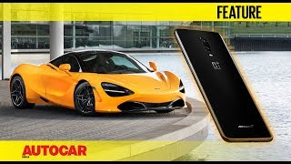 A Trip to McLaren's Technology Centre with OnePlus   Special Feature   Autocar India