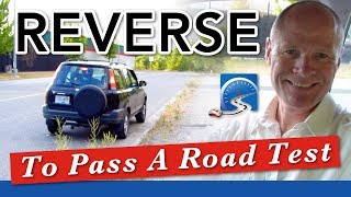 Learning How to Drive and Reversing Along A Curb :: How to Back Up