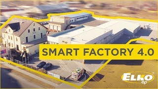 Smart products in Smart Factory 4.0 (ELKO EP)