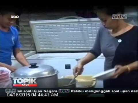 [ANTV]TOPIK Kuliner,  Bubur Barobbo Sajian Kuliner Khas Pare-pare
