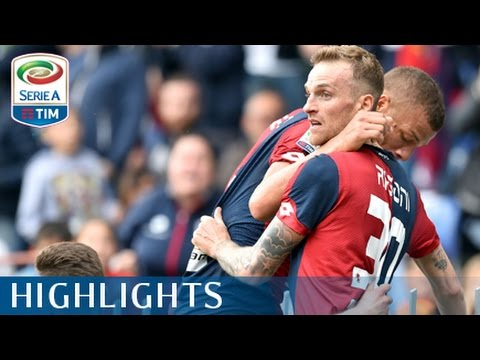 Genoa - Frosinone 4-0 - Highlights - Giornata 31 - Serie A TIM 2015/16
