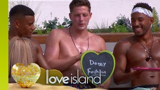 The Islanders Reveal Their Magic Numbers | Love Island 2018
