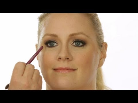 Smokey Hooded Eye Makeup Tutorial Video With Robert Jones