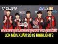 [LCK 2019] KT vs SB Game 3 Highlights   3 đại gia đi CKTG năm rồi nắm tay nhau ở vị trí áp chót