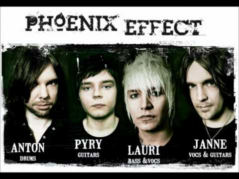 Phoenix Effect - Bye Bye Arizona