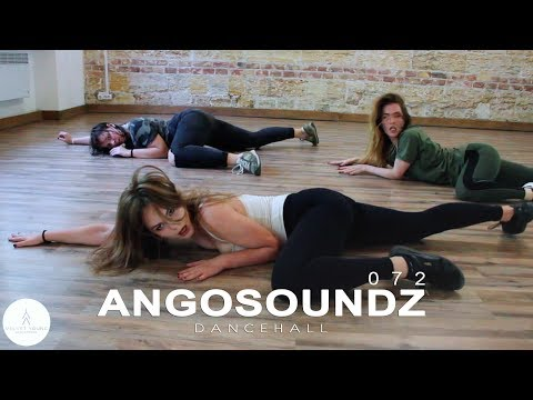 Dance Intensive 16| Angosoundz - 072 dancehall by Dora | VELVET YOUNG DANCE CENTRE
