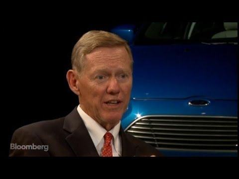 Alan Mulally: Expect More Hydrogen Cars Long Term