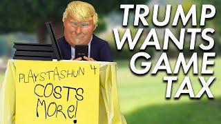 Trump Wants 25% Gaming Tax - Inside Gaming Roundup